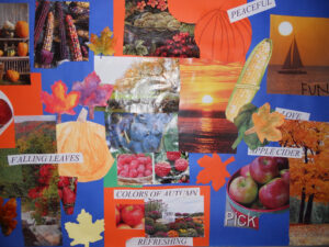 Art with Celeste - Group Collage